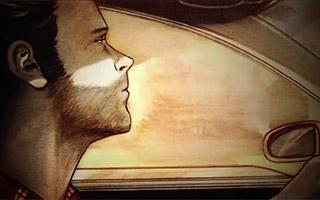 Melvile, l'histoire de Romain Renard